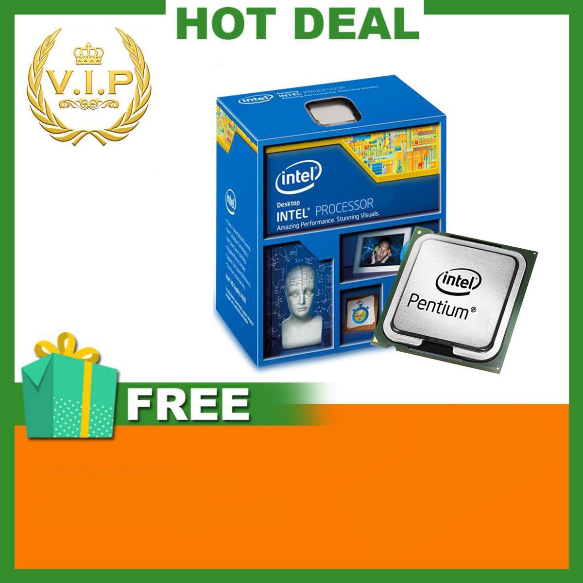 Vi xử lý Intel CPU Celeron G1840 (2 lõi- 2 Luồng) Chất Lượng Tốt- Hàng Nhập Khẩu