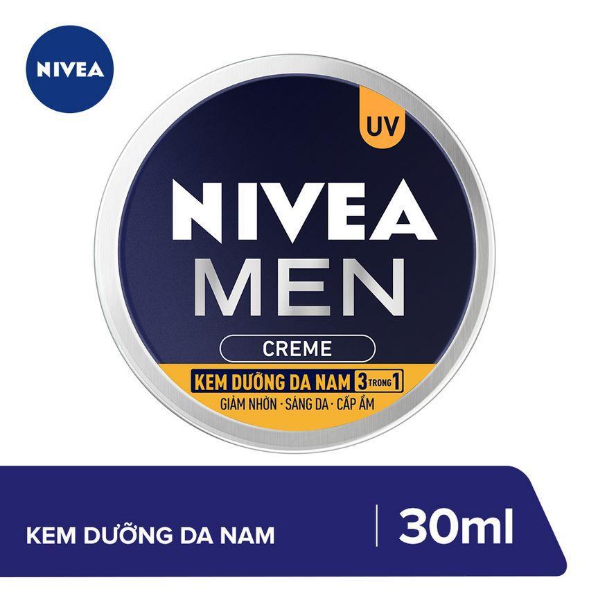Kem Dưỡng Da 3 Trong 1 Dành Cho Nam Nivea Men 30ml _ 83923