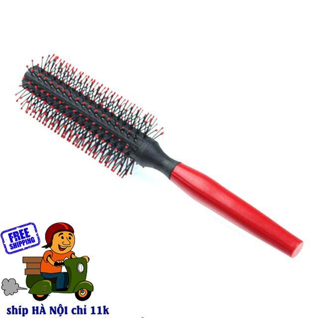 Lược tròn tạo kiểu tóc (phồng)