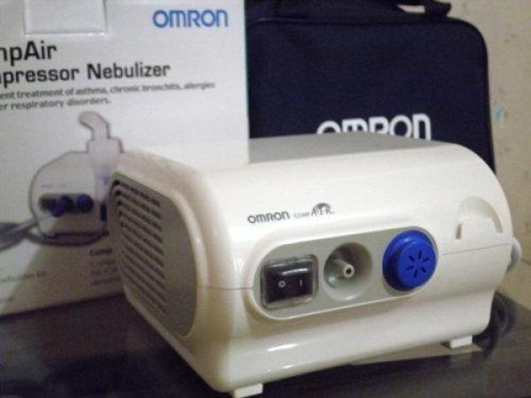Máy xông khí dung OMRON C28 nhật bản gia đình phòng khám nhập khẩu