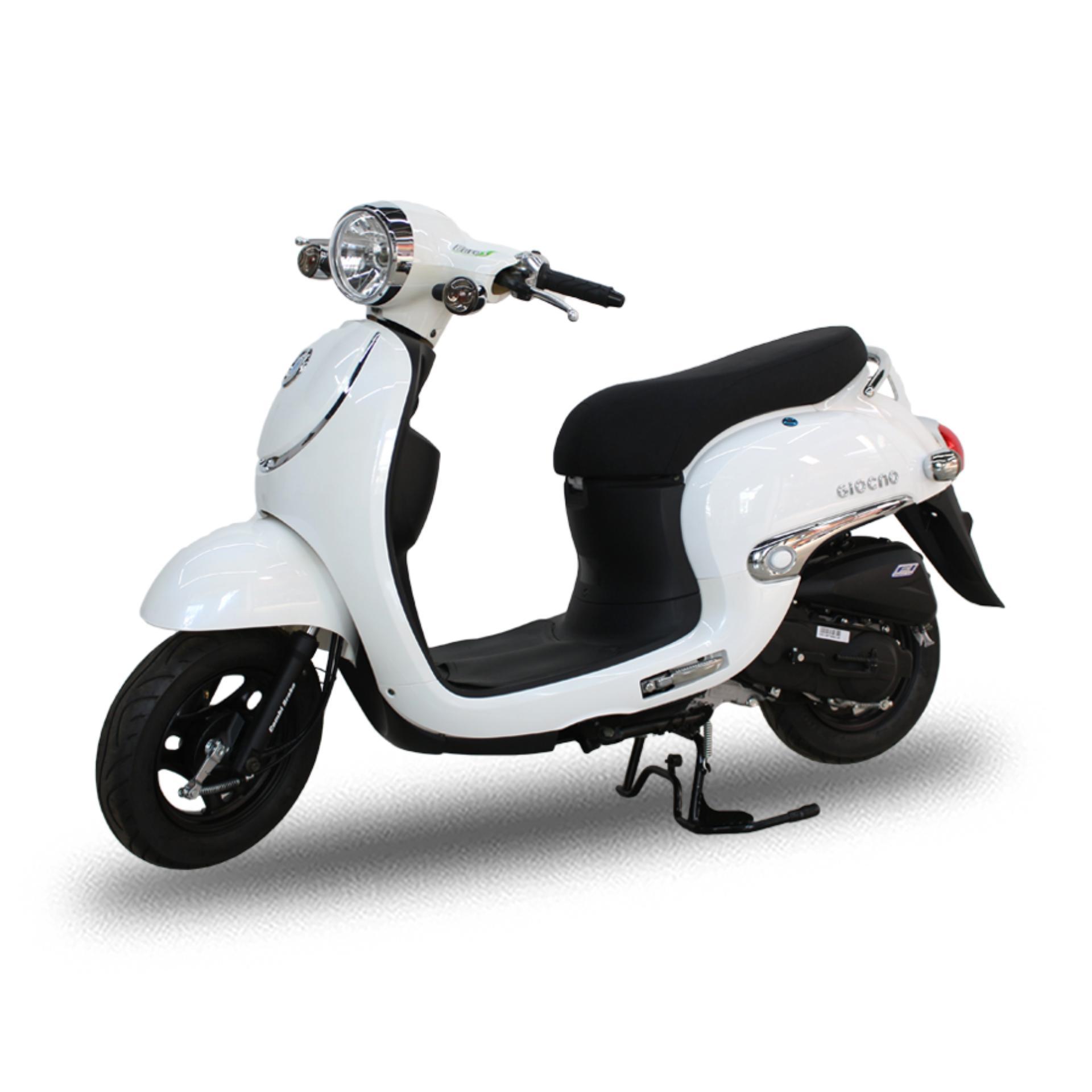 Xe tay ga 50cc Giorno (màu trắng)