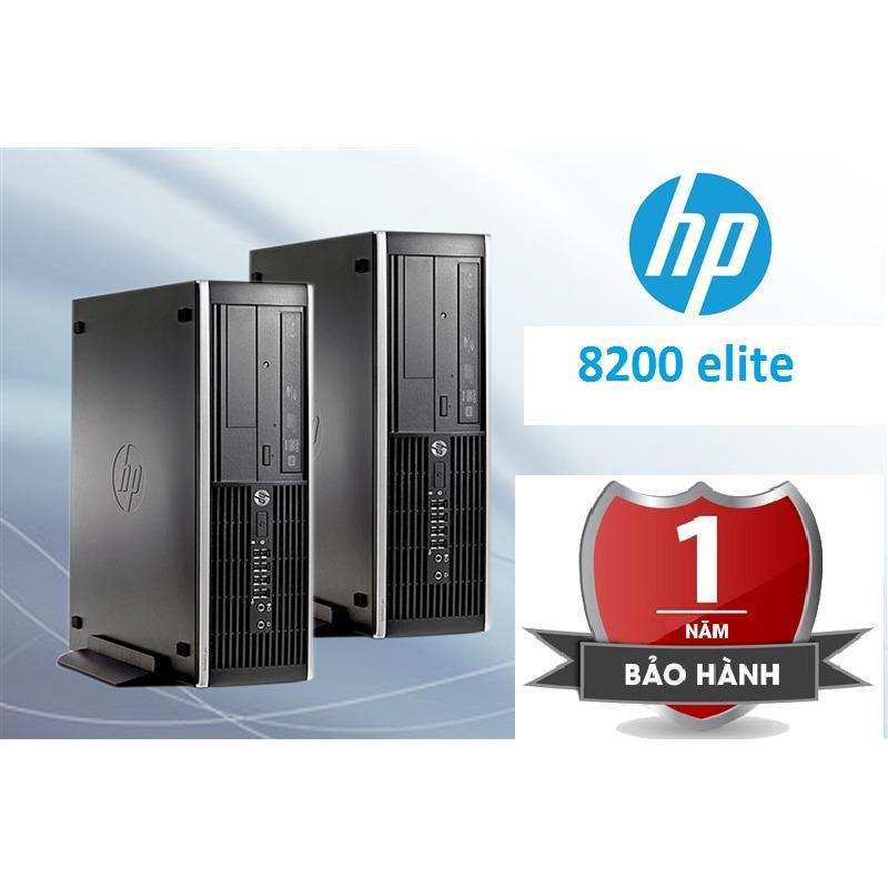Máy tính đồng bộ HP Elite 8200 SFF ( CPU G620 / 2G / 160G ) Tặng USB Wifi ,Bàn di chuột - Hàng Nhập Khẩu