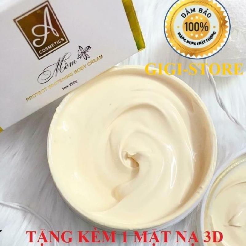 Kem body mềm A Cosmetics 250g nhập khẩu