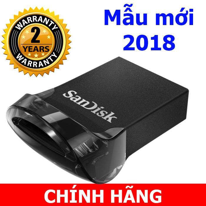 Hình ảnh USB 3.1 Sandisk Ultra Fit Cz43 - 32GB tốc độ 130MB/s