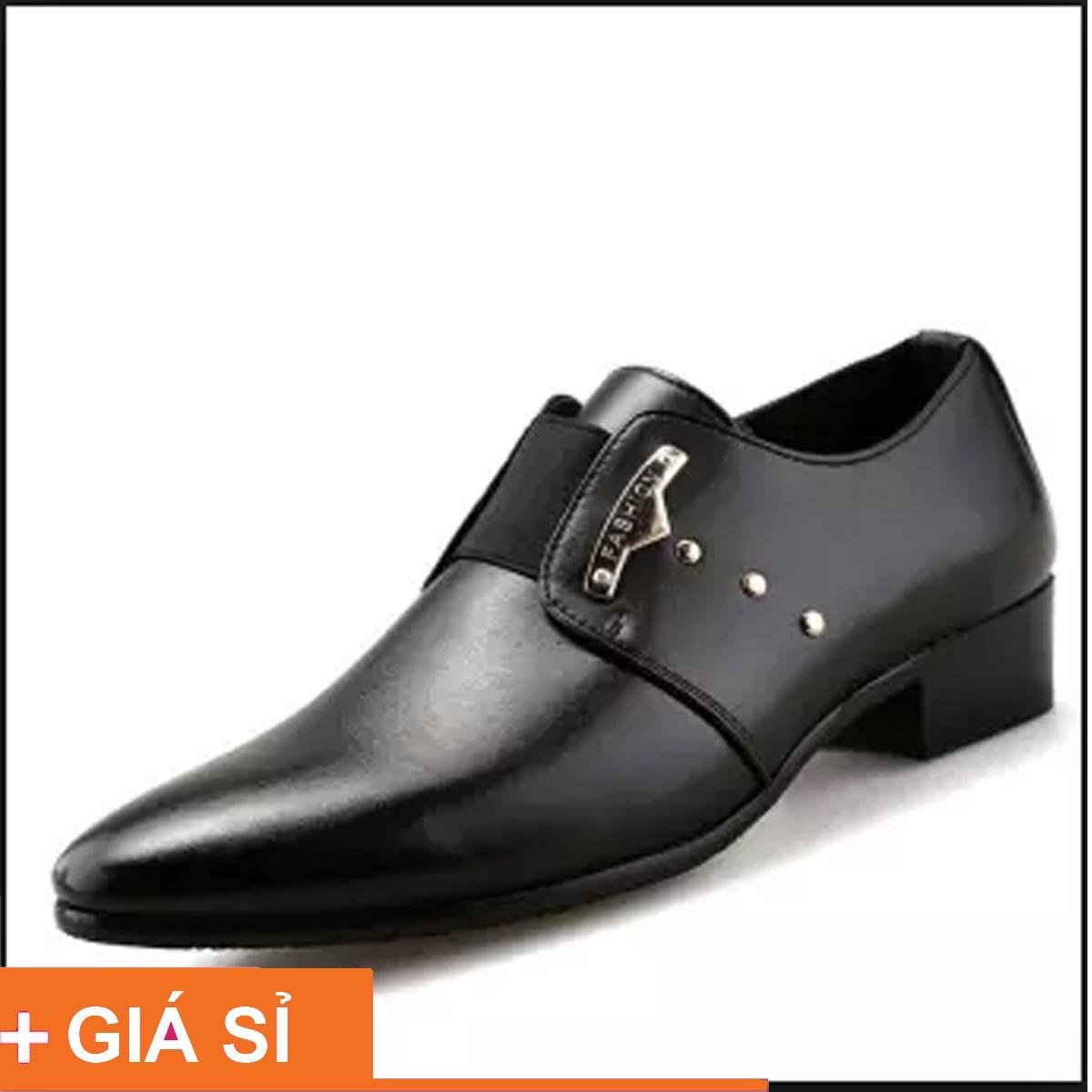 [CỰC HOT] Giày tây nam kiểu mới phong cách thượng lưu