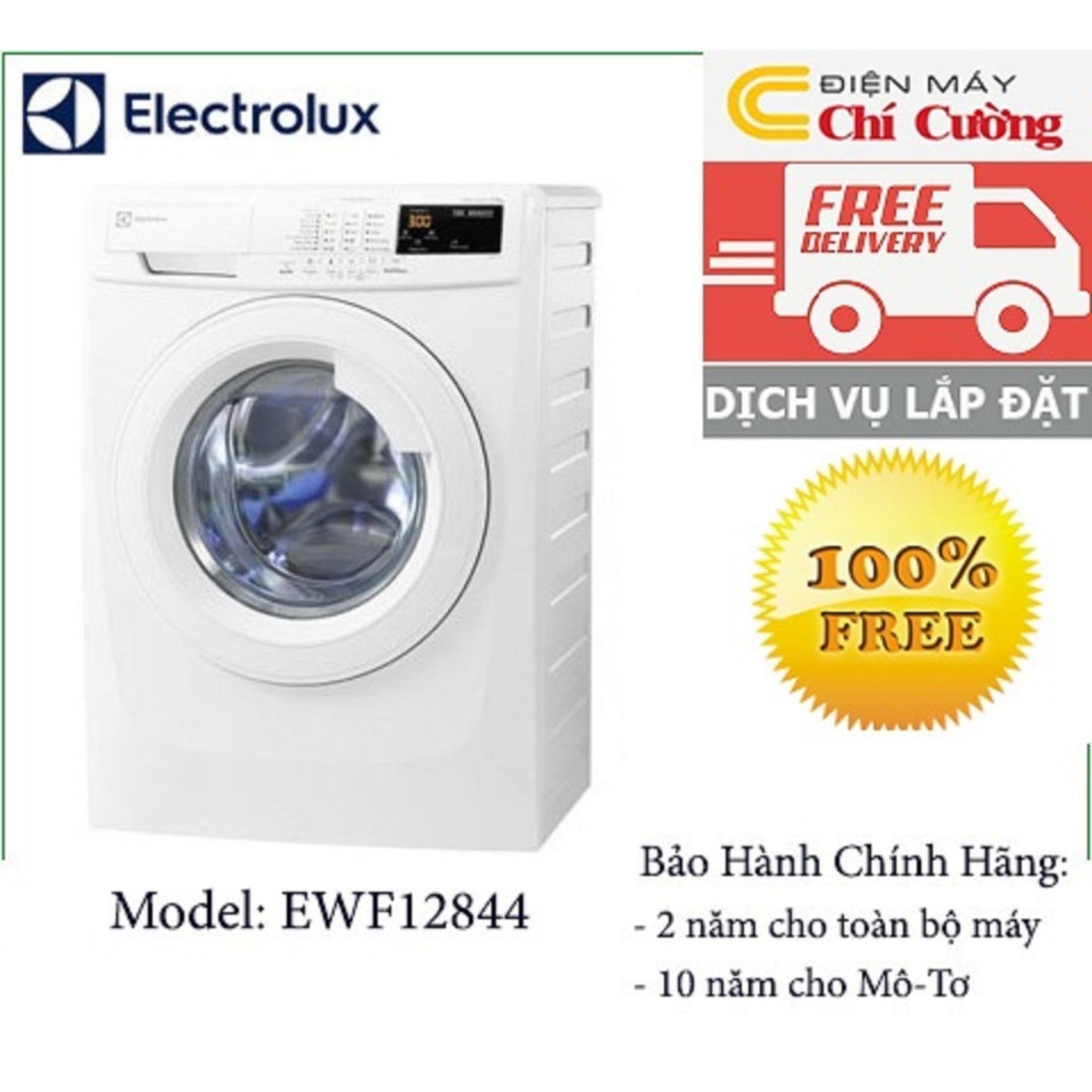 Máy giặt lồng ngang Electrolux EWF12844
