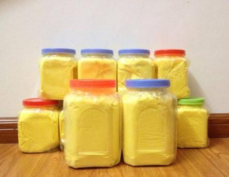 Tinh bột Nghệ Nguyên Chất (loại 1kg)