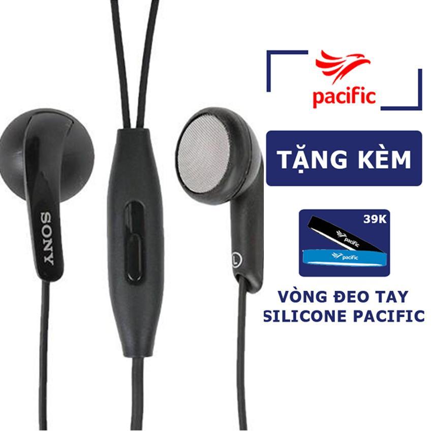 Tai nghe Sony Xperia XA1 Ultra - Tặng Vòng đeo tay Silicone Pacific
