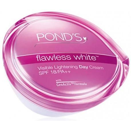 Kem dưỡng trắng da ngày Ponds Flawless  SPF15+ ( hũ 50gram) chính hãng