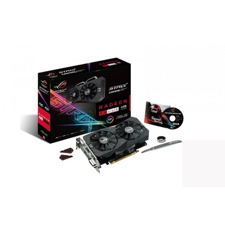 VGA ASUS ROG STRIX RX460-4G Gaming