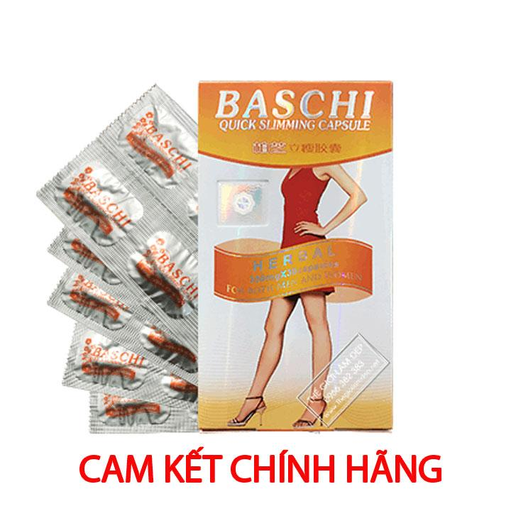 Viên uống m cân Baschi (30 viên) giúp m béo an toàn