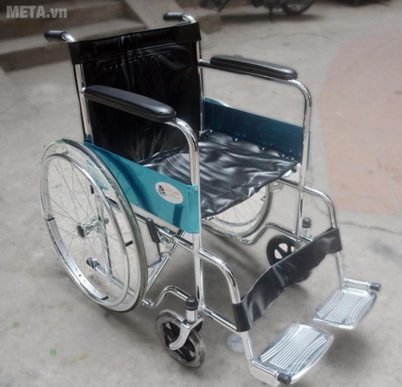 Xe lăn ONIC- 798 cho người già người khuyết tật đi lại khó khăn nhập khẩu