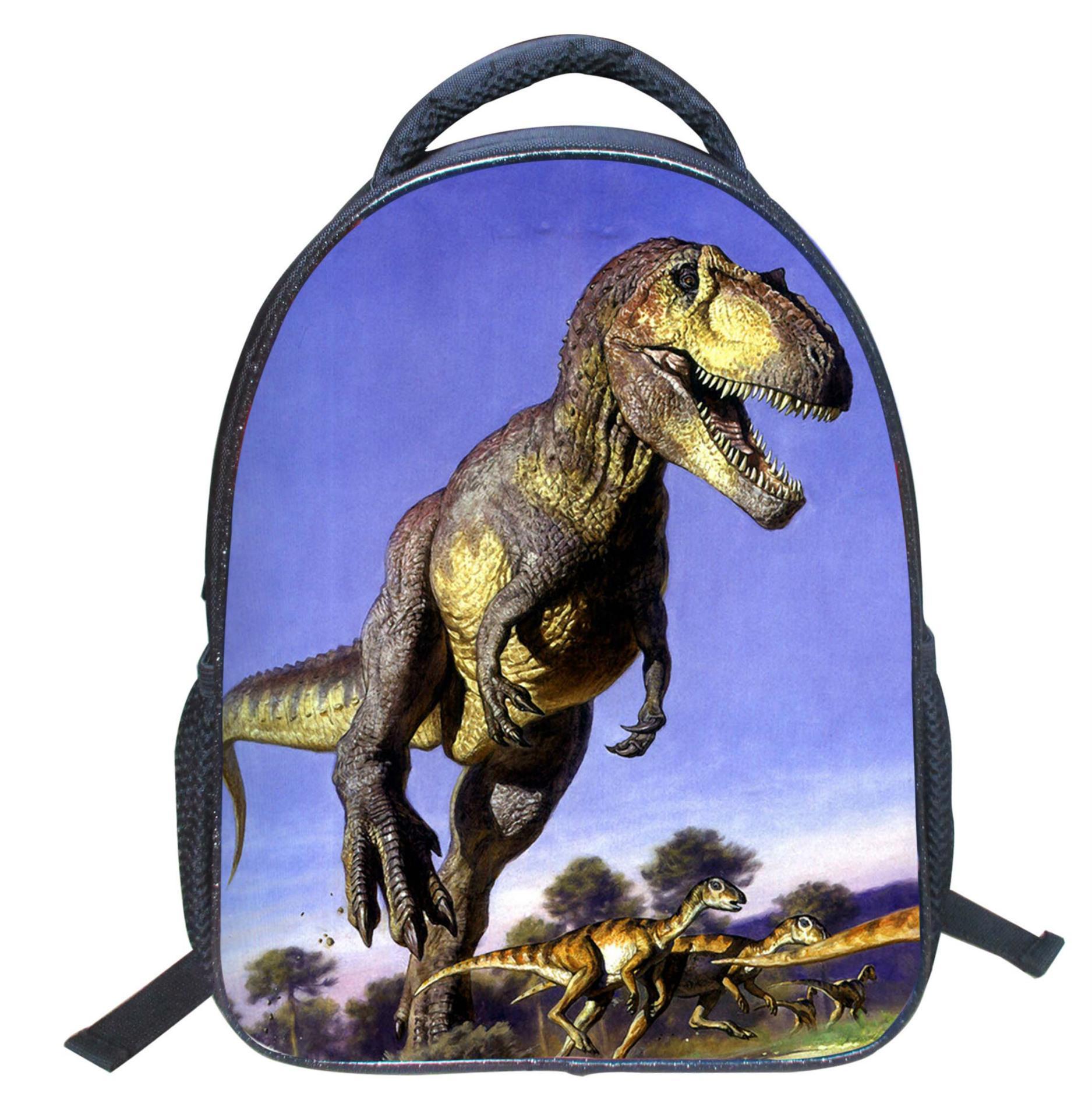 Giá bán Childrens Cartoon Bag, 14-inch Dinosaur Schoolbag Backpack Shoulder Bag - intl