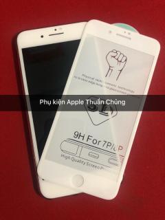 Kính cường lực 5D Full màn hình 100% cho Iphone 6 6P 6S ,7,7P.8 8P X XS max XS XR D( vui lòng chọn đúng dòng điện thoại + màu trong mục Lựa Chọn) thumbnail