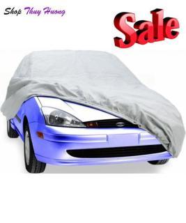 mua bạt phủ xe ô tô ở đâu, bac phu xe oto - Bạt che phủ ô tô, xe hơi cao cấp, Chất liệu Ultra-lite PEVA cao cấp, Size S,M,L,XL,XXL sử dụng cho xe 4,5,7 chố Giá Cực Sốc, BH uy tín 1 đổi 1 thumbnail