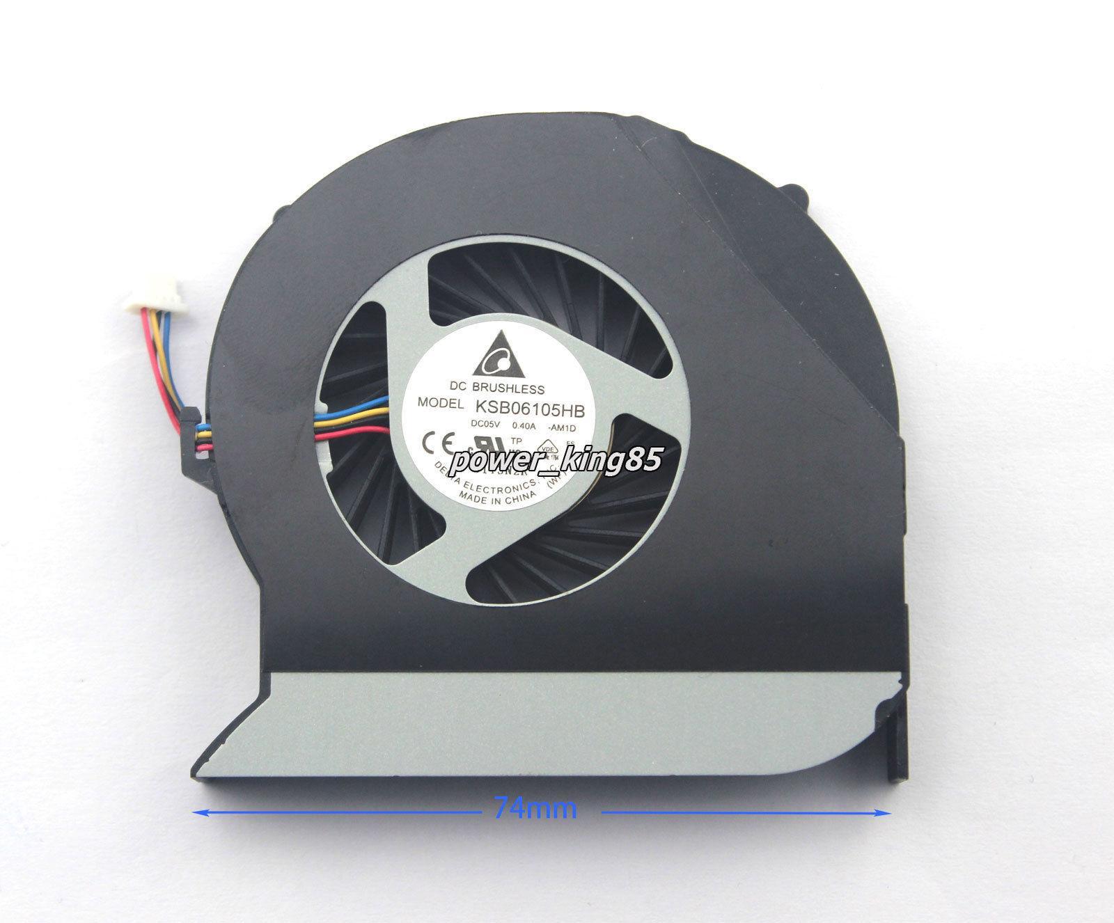 Quạt Tản Nhiệt Laptop Acer Aspire 4750 4750G 4750ZG 4752ZG 4755 4755G - HÀNG NHẬP KHẨU