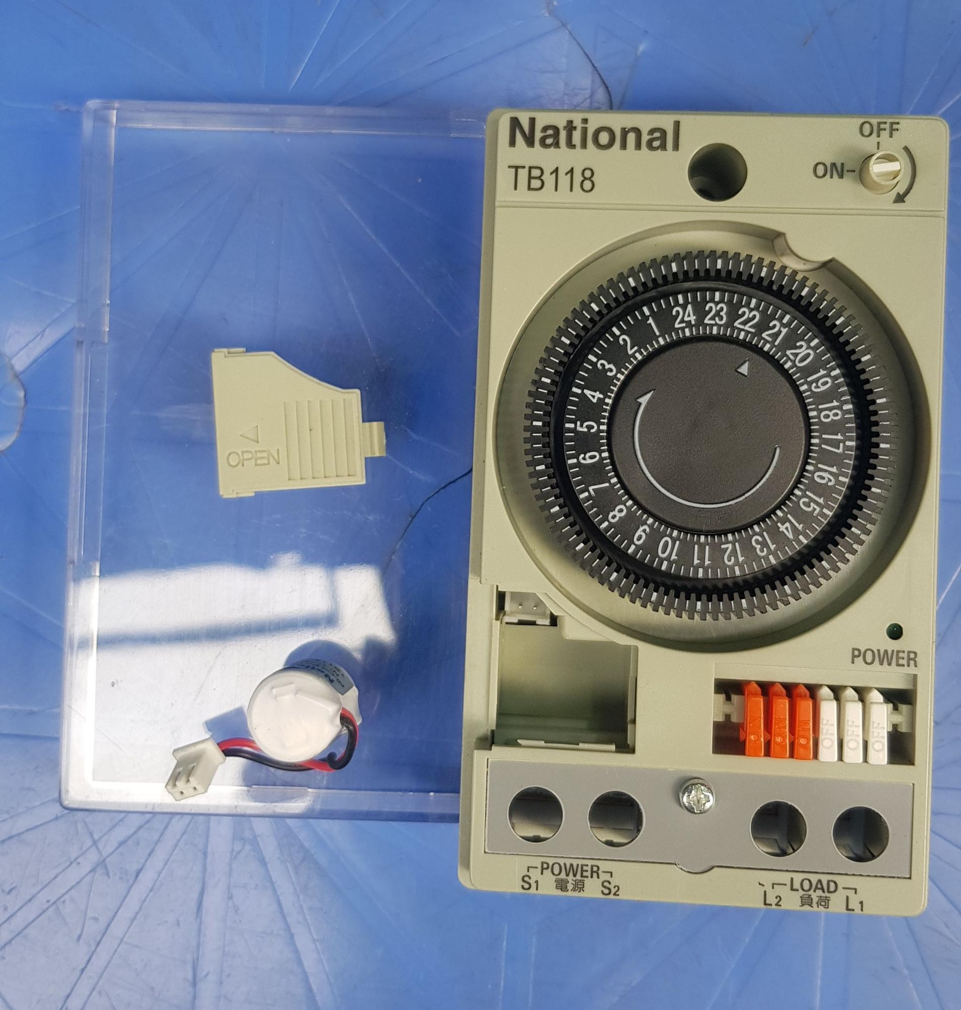Đồng hồ hẹn giờ National TB118