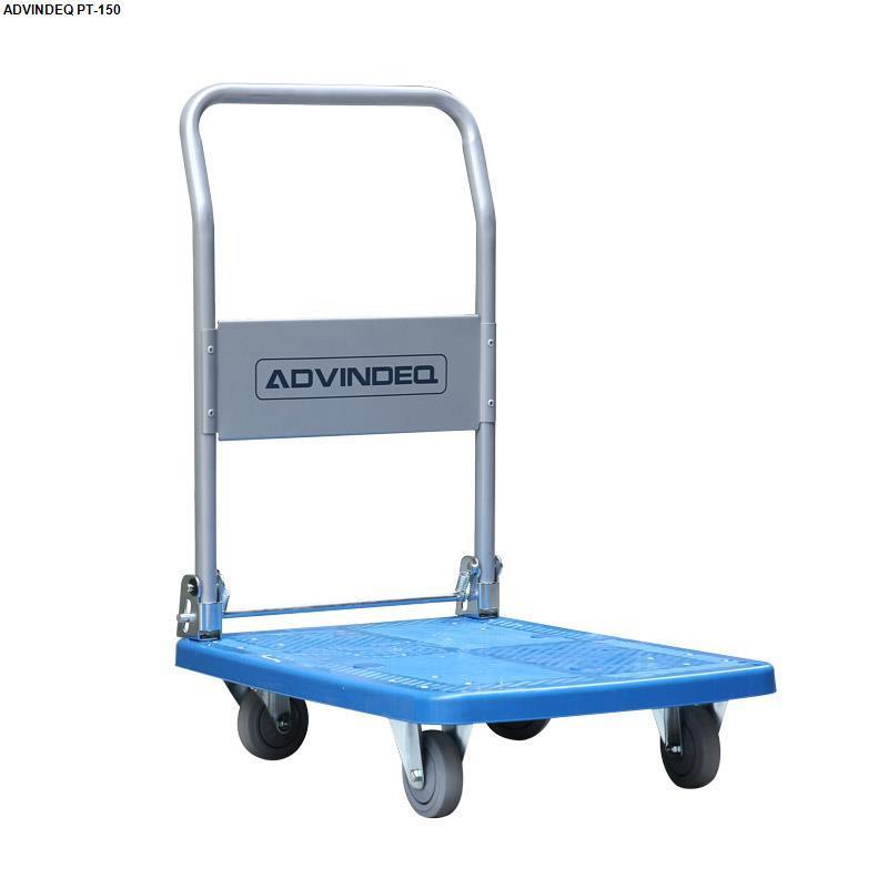 Xe đẩy hàng sàn nhựa ADVINDEQ PT-150 ( Tải trọng 150kg )