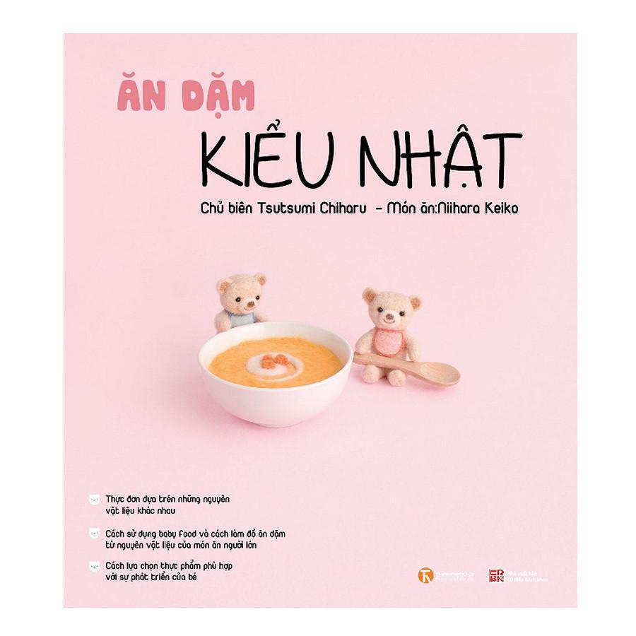 Mua Ăn Dặm Kiểu Nhật (Tái bản 2018) - Tsutsumi Chiharu