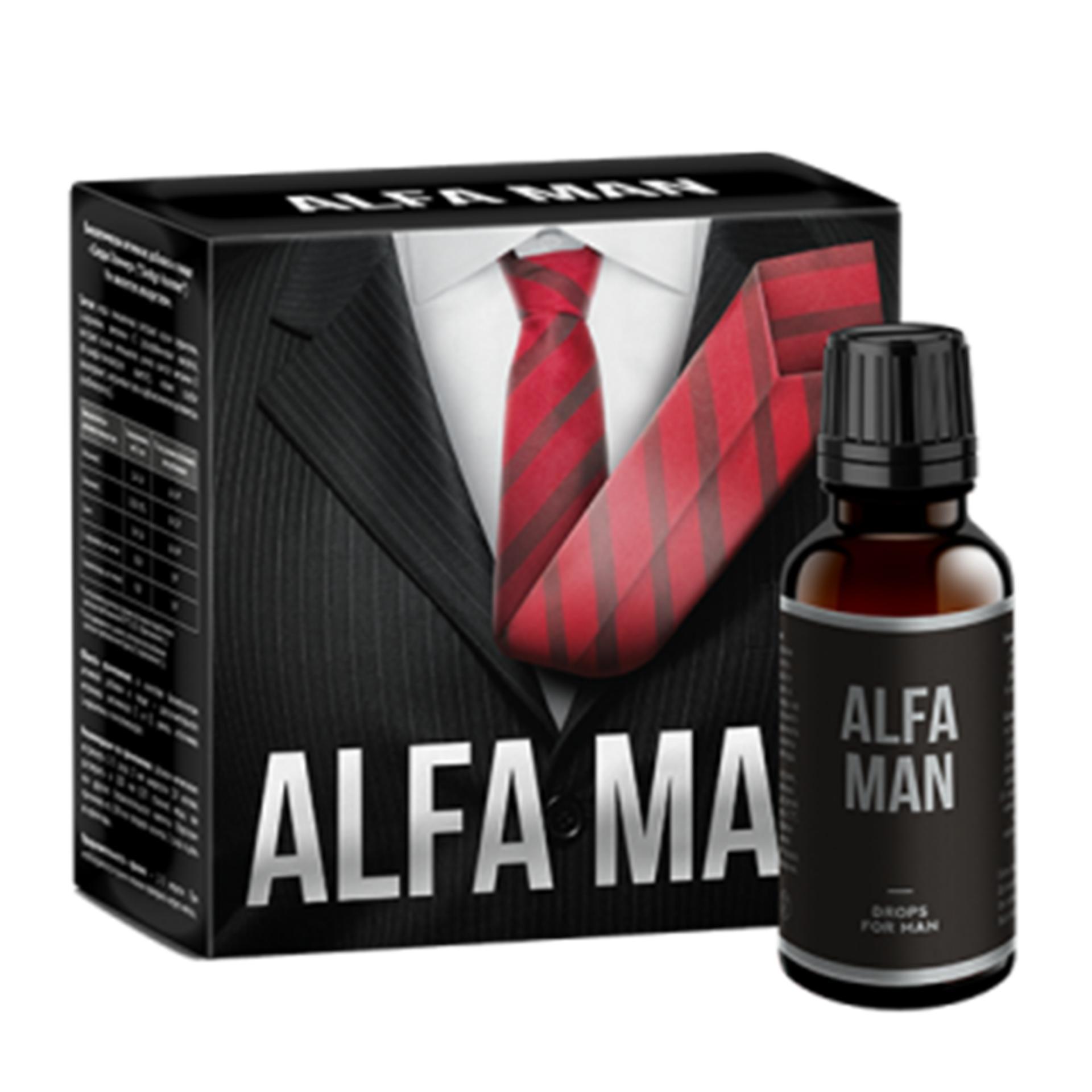 Alfa Man Tăng cường sinh lực kéo dài thời gian quan hệ 25ml