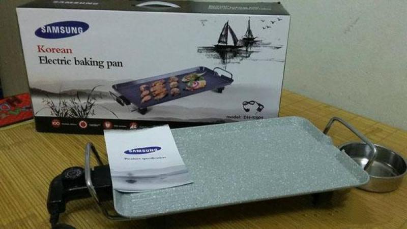 Bảng giá Bếp nướng điện Samsung DH-SS01 mặt vân đá Điện máy Pico