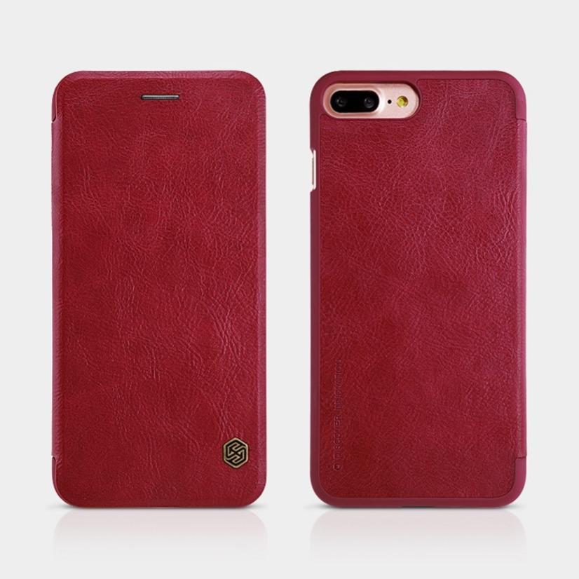 Chiết Khấu Bao Da Qin Nillkin Cho Iphone 7 Plus Iphone 8 Plus Hà Nội