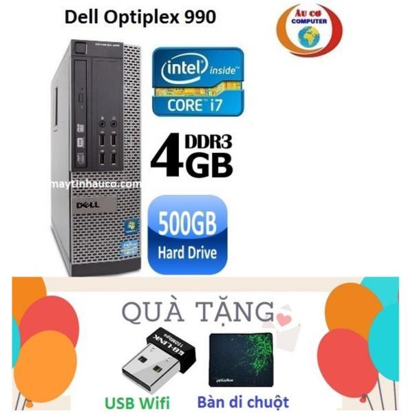 Bảng giá [Trả góp 0%]Máy Tính Đồng Bộ Dell Optiplex 990 (Core i7 /4G / 500G ) - Hàng Nhập Khẩu Giá Tốt Phong Vũ