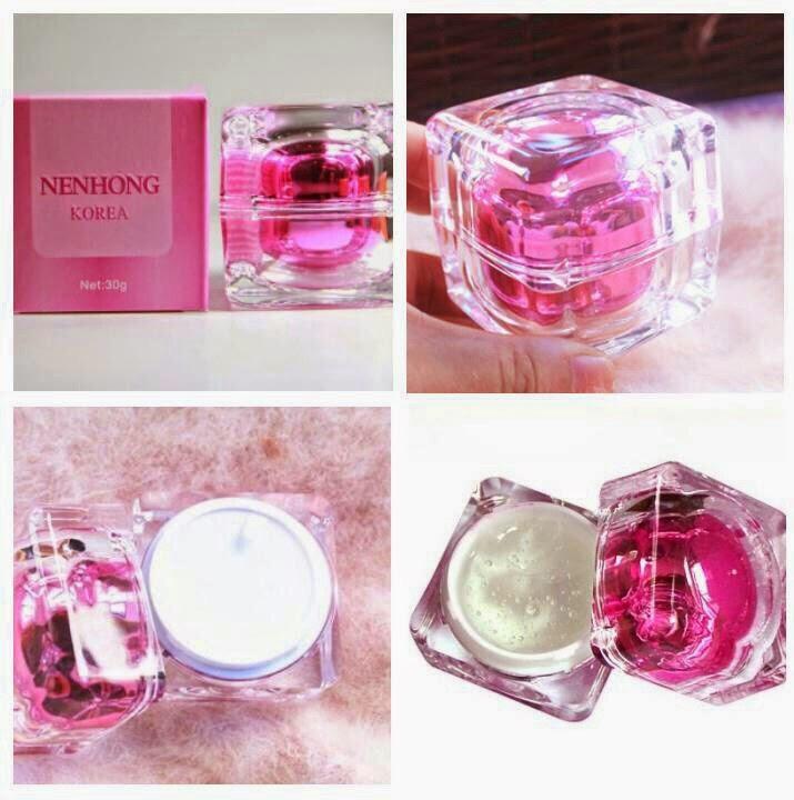 Kem làm hồng nhũ hoa,hồng môi và vùng kín nhập khẩu