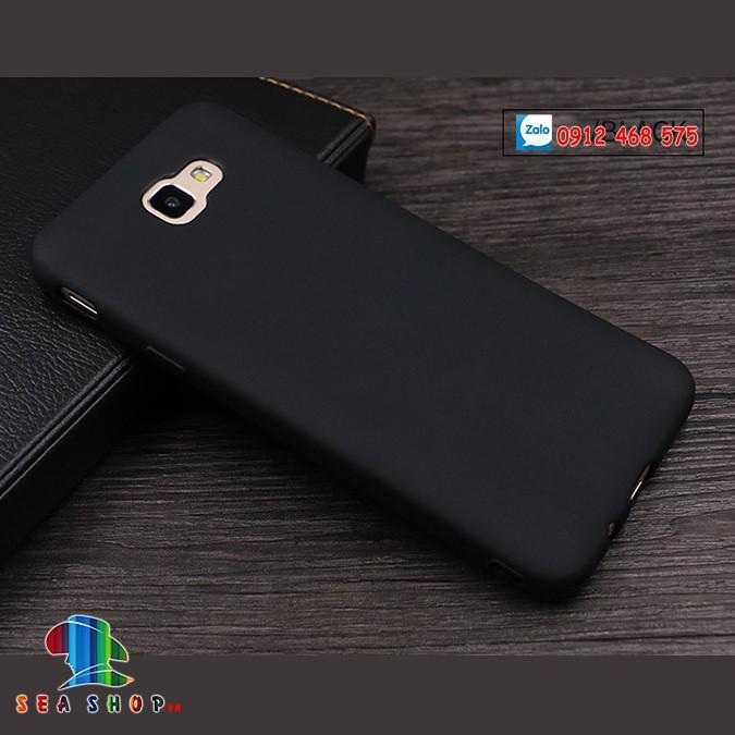 Ốp lưng Samsung Galaxy A3 2017 / A320 Silicon đen