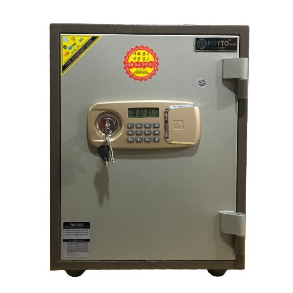 Két sắt chống cháy Koyto KY55D(khóa điện tử báo động)