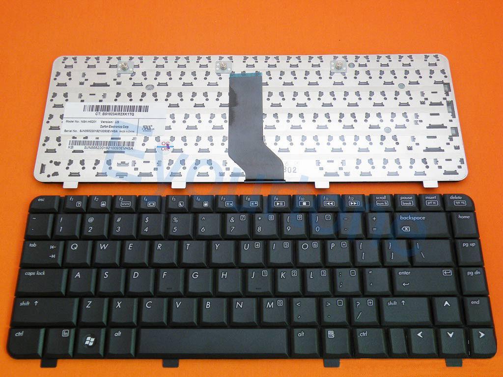 Bàn phím laptop HP Pavilion DV2000 V3000