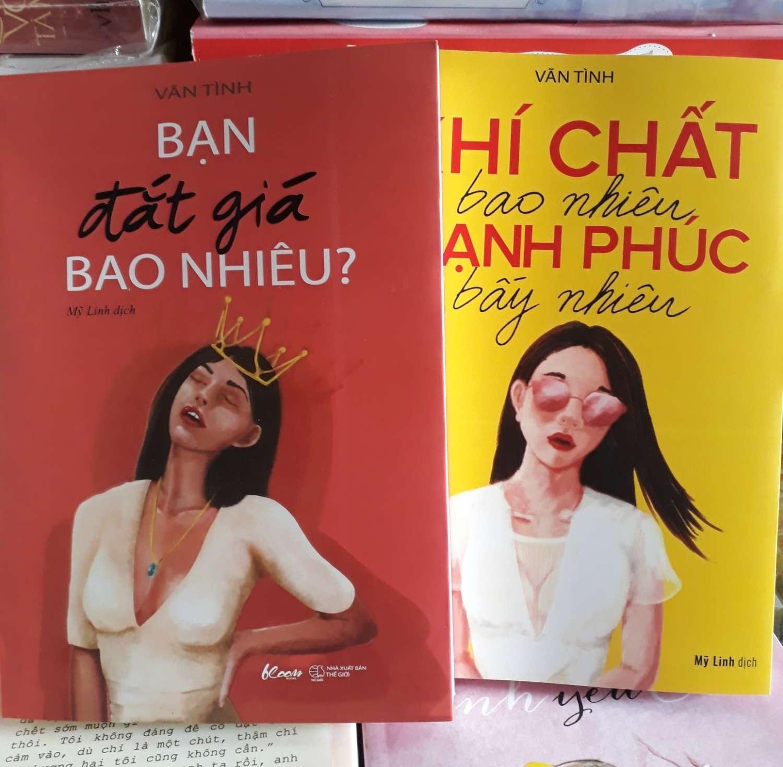 Mua Com bo 2 cuốn sách: Bạn đắt giá bao nhiêu. Khí chất bao nhiêu hạnh phúc bấy nhiêu