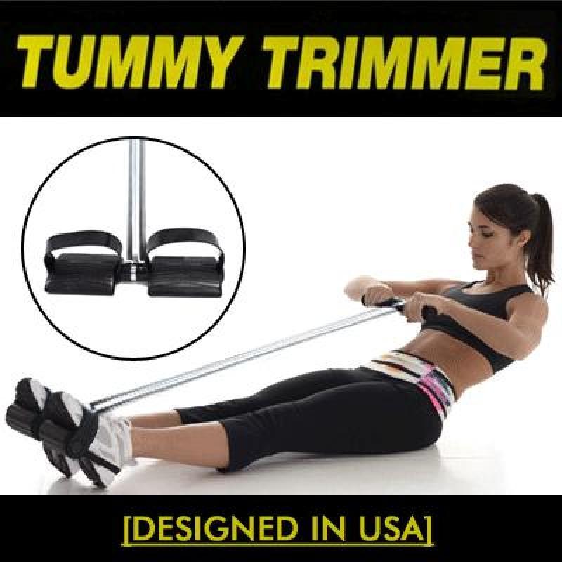Dây Kéo Tập Lưng Và Bụng Tummy Trimmer