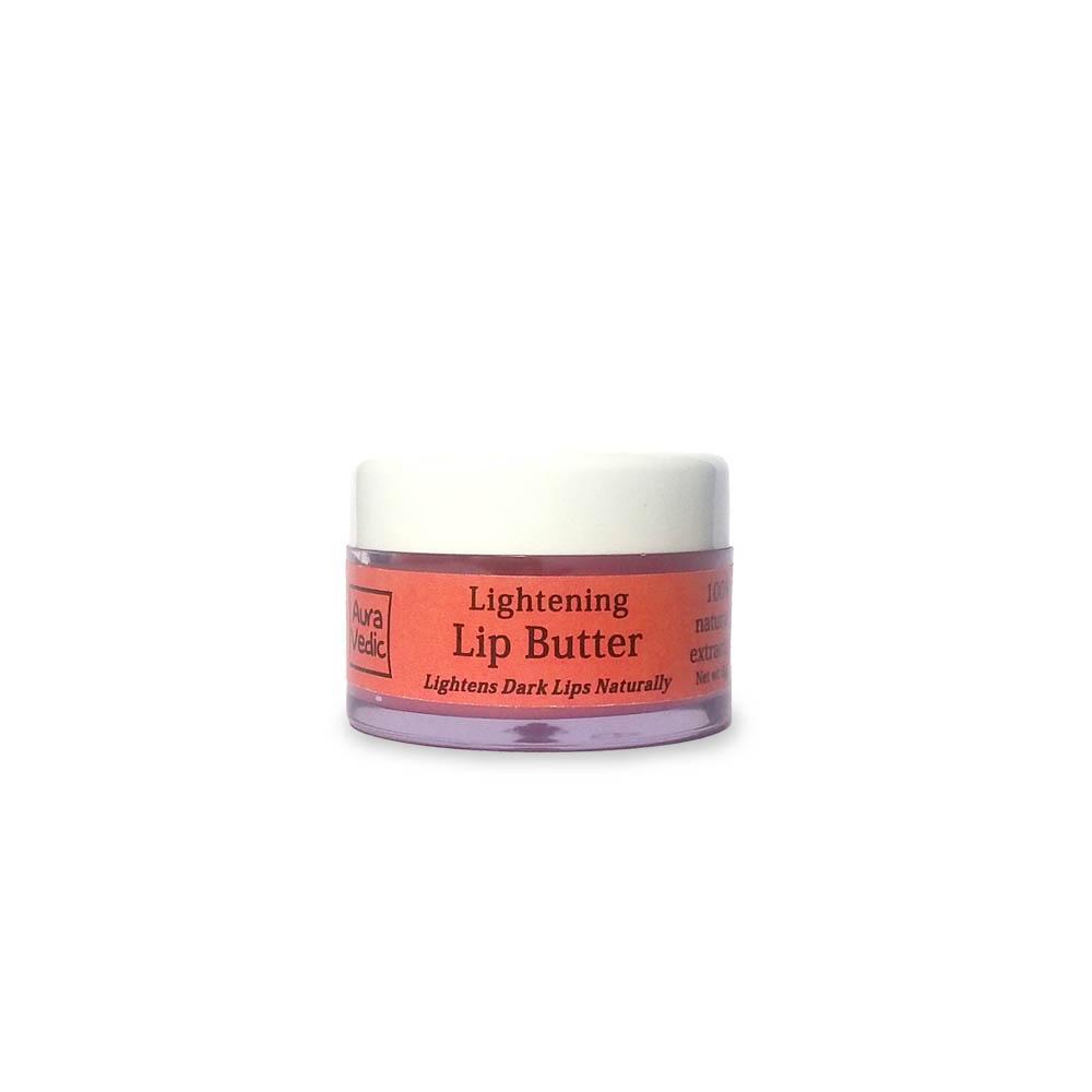 Son Dưỡng hồng môi Auravedic Lightening Lip Butter 8g