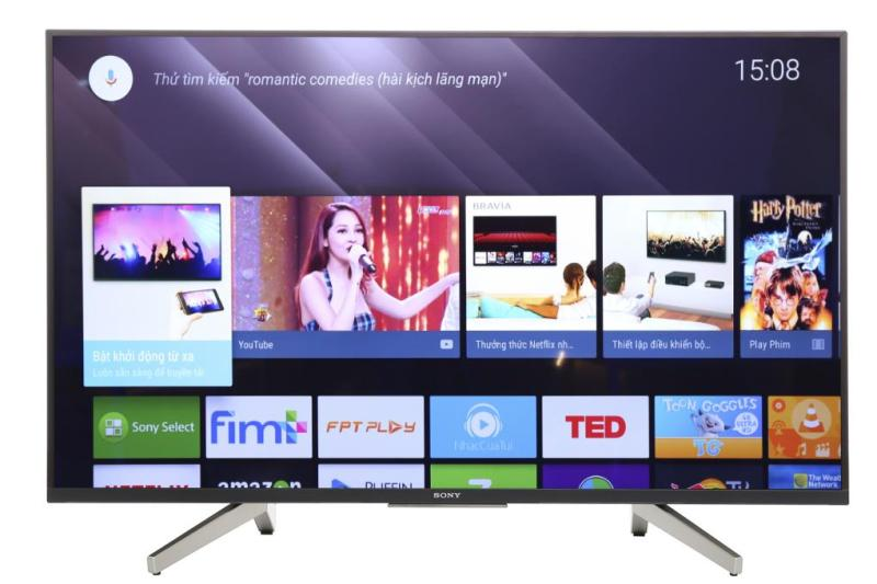 Bảng giá Android Tivi Sony 4K 43 inch KD-43X8500F