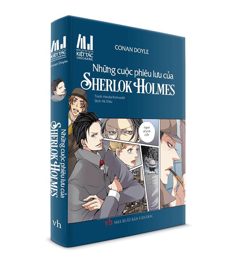 Truyện Tranh - Những Cuộc Phiêu Lưu Của Sherlock Holmes Siêu Giảm Giá