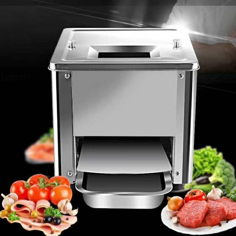 Máy cắt lát thịt, rau củ qua đa năng cao cấp  tiện lợi RRHT-85 MARKET VIETNAM