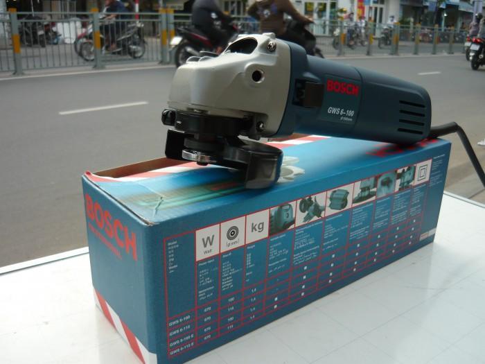 Máy mài cầm tay Bosch GWS 6-100  - 670W - ABG shop