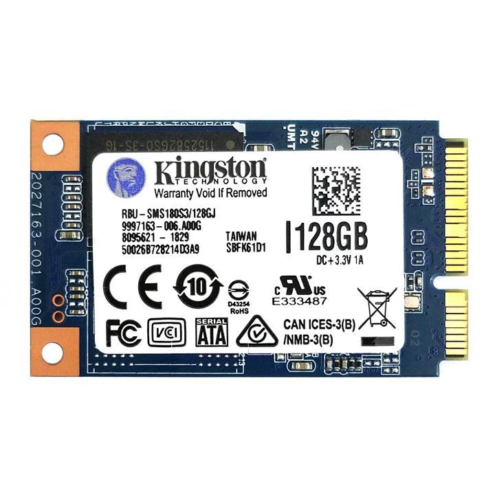 Hình ảnh Ổ cứng SSD mSATA Kingston 128GB