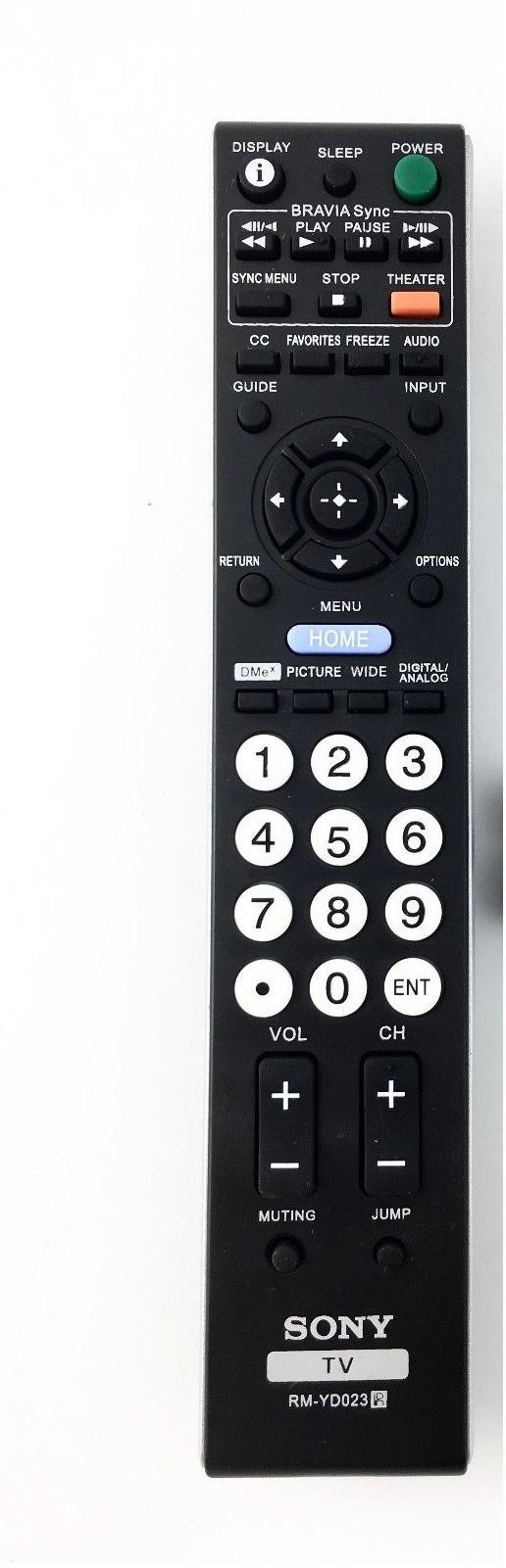 Bảng giá REMOTE ĐIỀU KHIỂN TIVI SONY BRAVIA LCD/LED RM-YD023