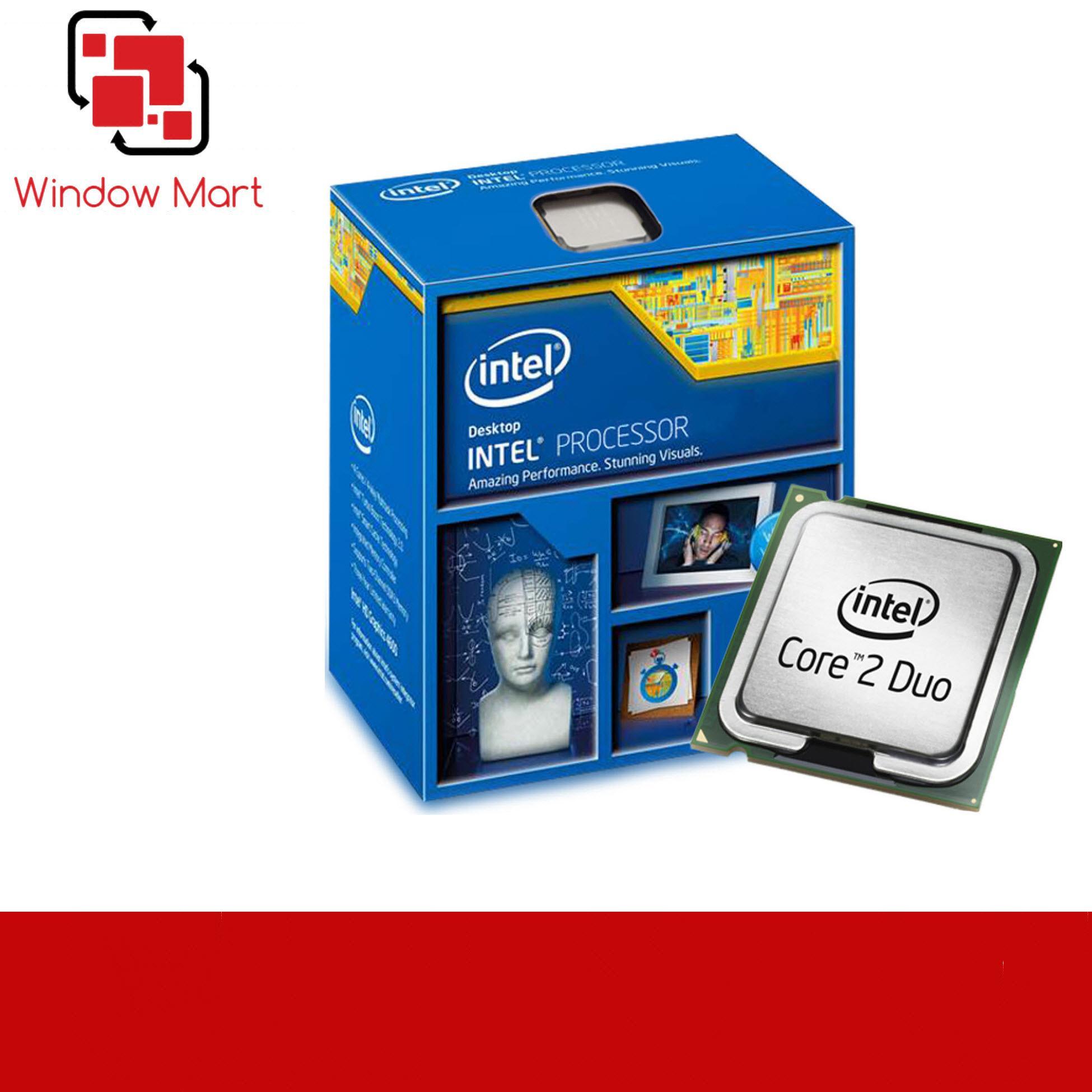 Bộ Vi xử lý Intel Core 2 Duo E7500 (2 lõi- 2 Luồng) Chất Lượng Tốt