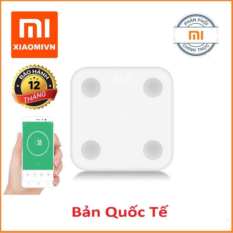 Cân Thông Minh Xiaomi Mi Smart Scale Gen 2 - Hãng phân phối chính hãng nhập khẩu