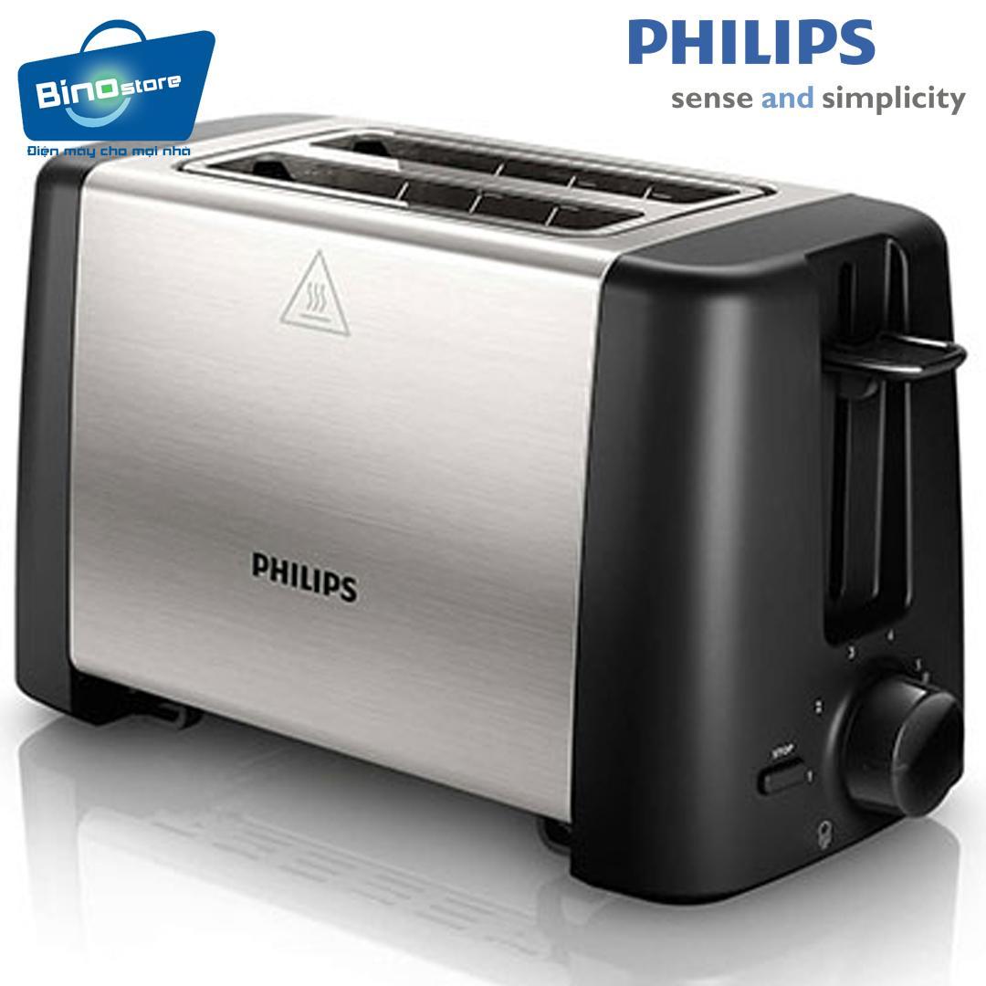 Hình ảnh Máy nướng bánh mỳ Philips HD4825 - Hàng nhập khẩu