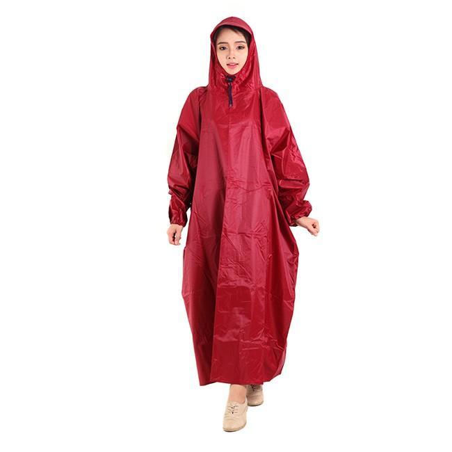 Giá bán Áo mưa bít vải dù trơn