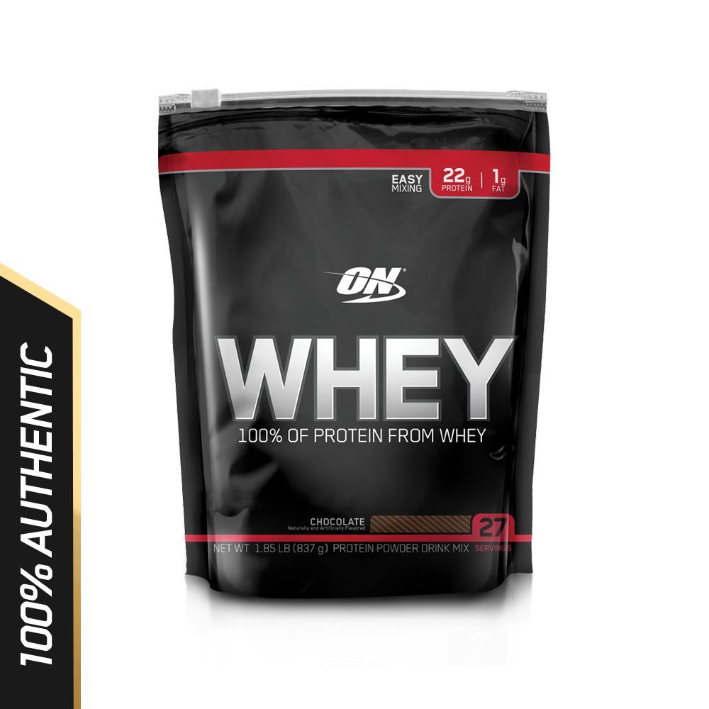 Bán Thưc Phẩm Bổ Sung Protein On Whey Chocolate 1 85Lb Optimum Nutrition Rẻ