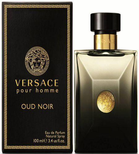 VERSACE-Pour Homme Oud Noir EDP- 100ML