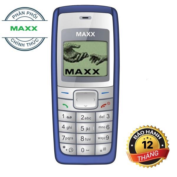 ĐTDĐ MAXX N1110  - Bảo hành 12 tháng - Xanh