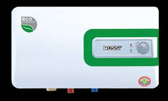 Bảng giá Bình nước nóng Rossi DI-Eco 15Lít- Bình ngang, chống giật