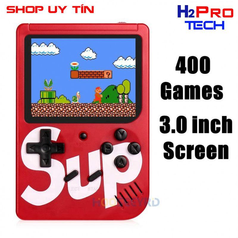 Máy Chơi Game Box Retro G1 SUP Plus 400 in 1 - 400 Game