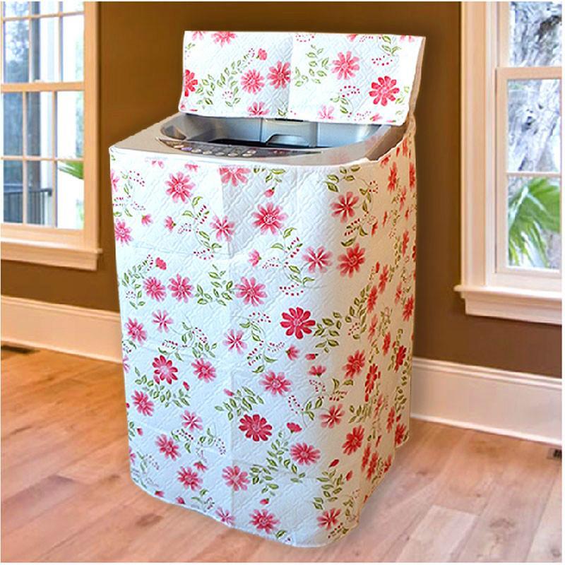 Vỏ bọc máy giặt cửa trên loại đẹp + Tặng kèm 1 thẻ điểm tích điểm